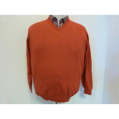 Casa Moda V-neck sweater 004130/41 2XL