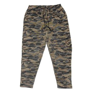 Camouflage sweatpants 2XL