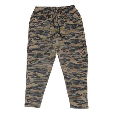 Camouflage sweatpants 2XL