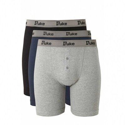 Duke/D555 Boxershorts ( 3 stuks verpakking ) 4XL