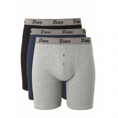 Duke/D555 Boxers (3-Pack) 7XL