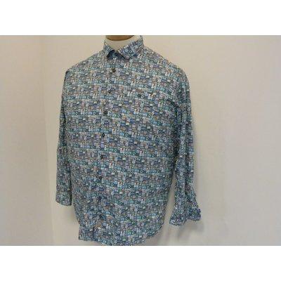 Casa Moda Overhemd 472651600/100 4XL