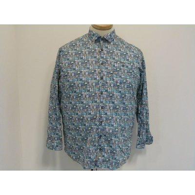 Casa Moda Overhemd 472651600/100 3XL