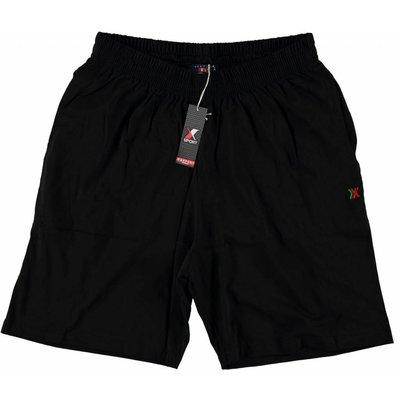 Maxfort Sweat Short Roseto zwart 6XL