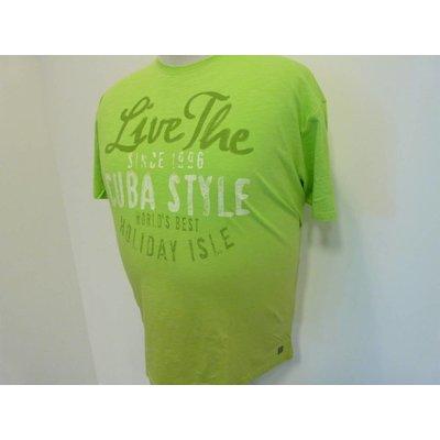 Kitaro T-shirt 171116/546 2XL