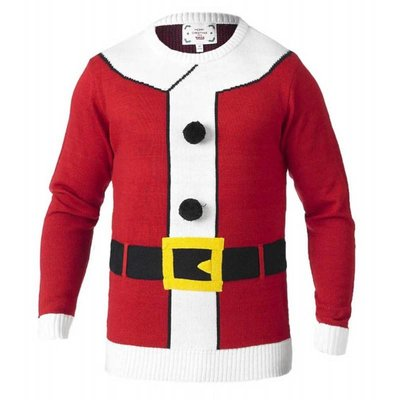 Duke/D555 KS18339 christmas sweater 2XL