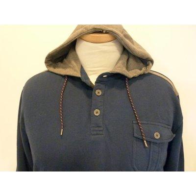 Kitaro Sweater hoody 175272/2232 3XL