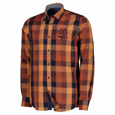 Lerros Overhemd 27810431 2XL