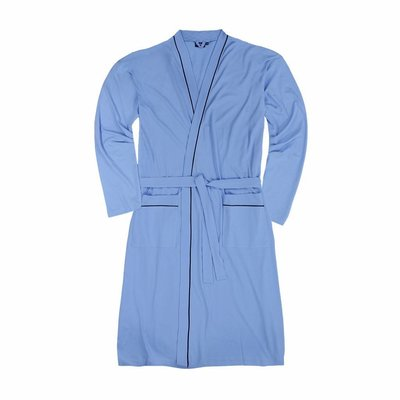 Bathrobe Adamo 119 264 blue 4XL