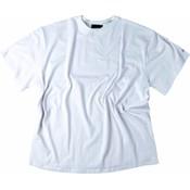 North 56 T-shirt North 56 99010/000 white 6XL