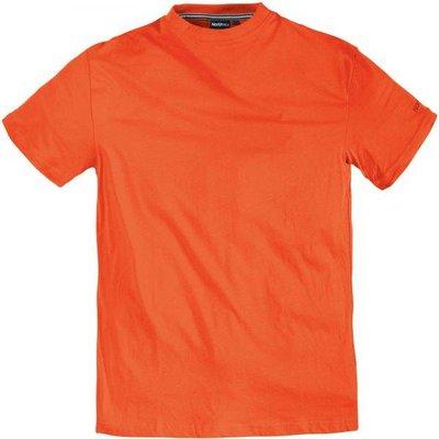 North 56 T-shirt 99010/200 oranje 4XL