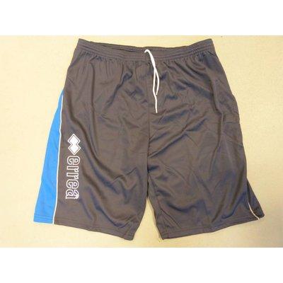 Errea Sportset kort Azuurblauw/navy 3XL