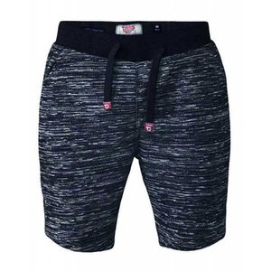 Duke/D555 Korte broek Tommy navy ks20493 3XL