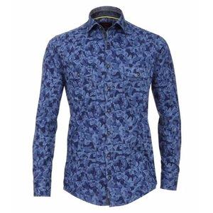 Casa Moda Shirt blue 482898400/100 2XL