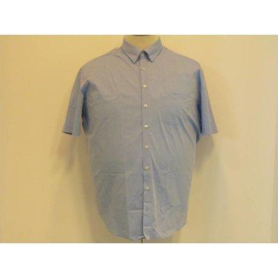 Haupt Shirt 8000/028 blue 3XL