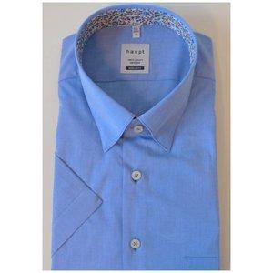 Haupt Overhemd 8000/028 blauw 3XL