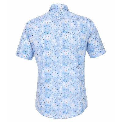 Casa Moda Shirt blue 982905400/100 2XL