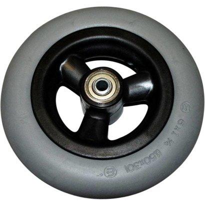 150x30 ( 6x1.1/4) Wiel Scootmobiel/Rolstoel/Rollator