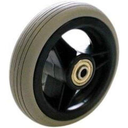 125x29 (5x1) Wiel Scootmobiel/Rolstoel/Rollator