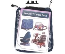 4 in 1 pakket scootmobiel
