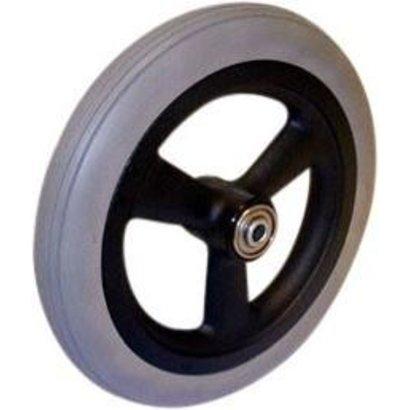 200x30 (8x1.1/4) Rollator wiel massief