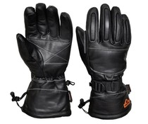 Lederen Handschoen Verwarmd en Waterproof - heatpax