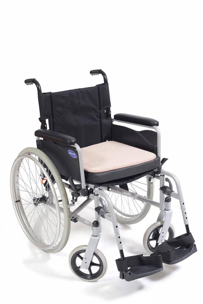 20170418&125335_Douche Dorpel Rubber ~ Fleece zitting voor scootmobiel of rolstoel  scootmobielbenodigdheden
