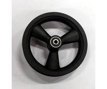 Velg 8 x 1¼ zwart naaflengte 38 mm