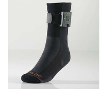 Verwarmde sokken kort - oplaadbare accu