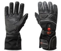 Verwarmde handschoenen leder - oplaadbare accu