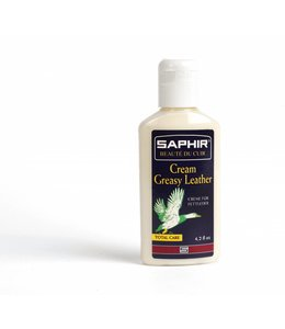 Saphir Cream Greasy Leather