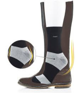 Zooff Socks The ultimate boot sock