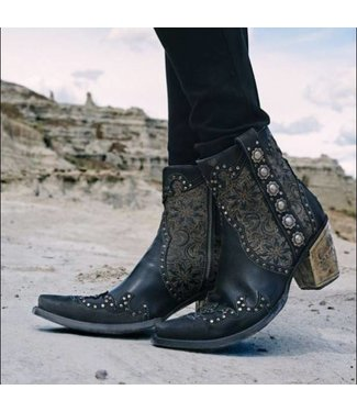 Double D Ranch Exclusive San Antonio ankle boot
