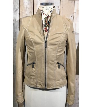 Milestone Vera leather jacket
