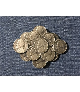 Buckle with coins