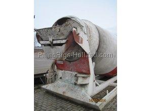 Mulder Concrete mixer 12m3