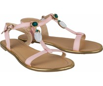 BOHO Footwear Pink