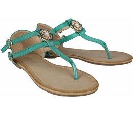 BOHO Footwear Turquoise
