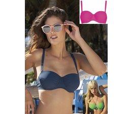 Sunflair Basic Bikinitop Turkoois