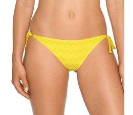 Prima Donna Swimwear Maya Heupslip met Koordjes Canary