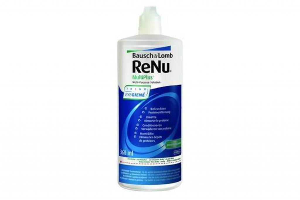 Bausch & Lomb: ReNu MultiPlus Fresh Lens Comfort (360 ml)