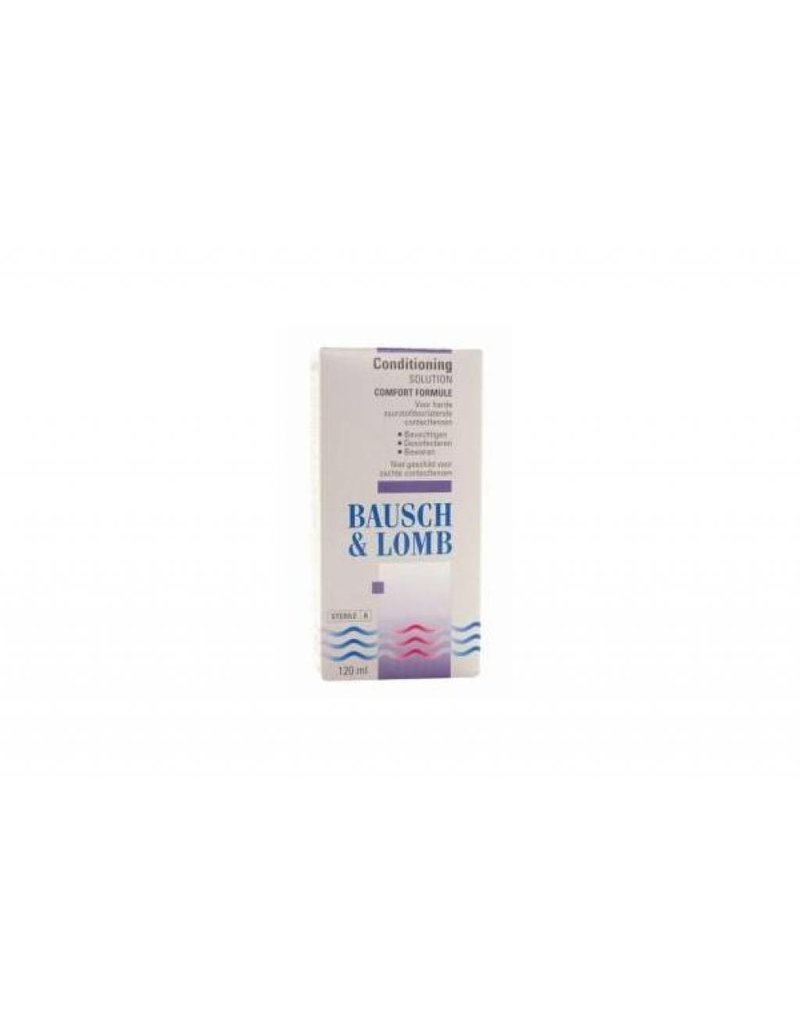 Bausch & Lomb: Bausch+Lomb Conditioner HARD (120 ml)