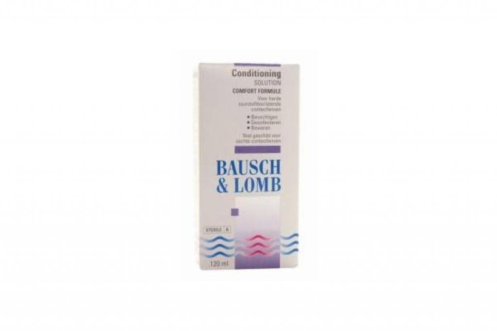 Bausch & Lomb: Bausch+Lomb Conditioner Solution (120 ml)