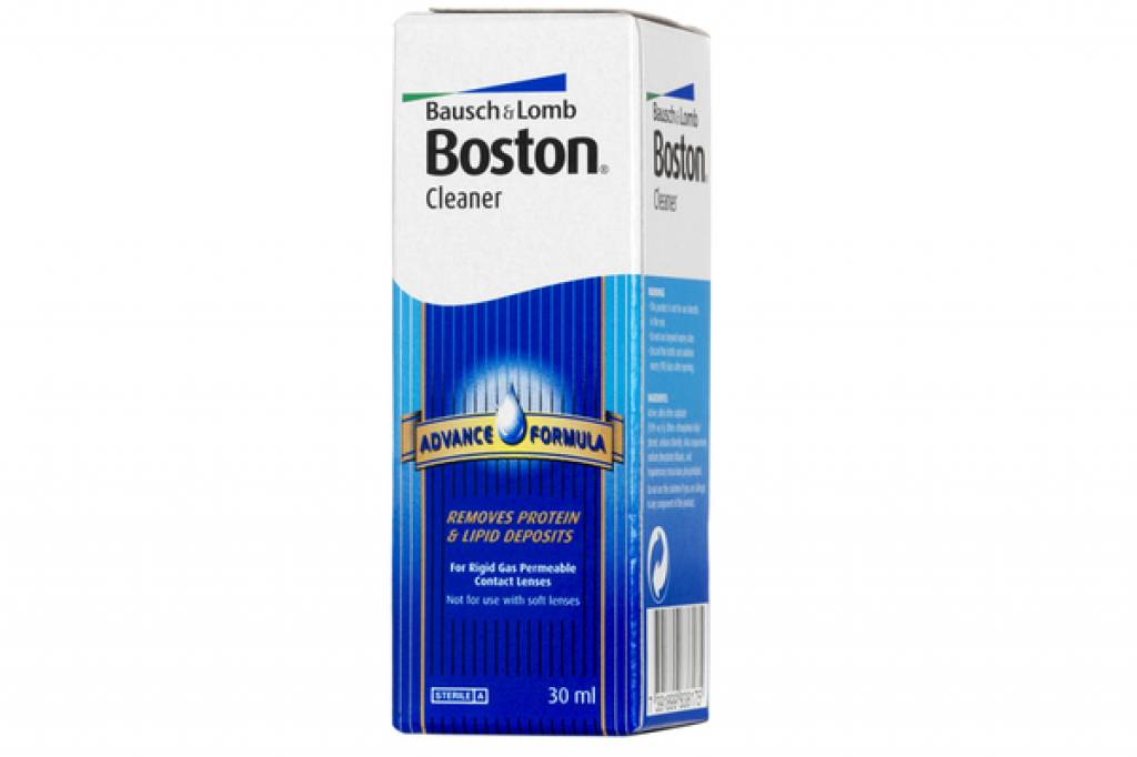 Bausch & Lomb: Boston Cleaner (30 ml)