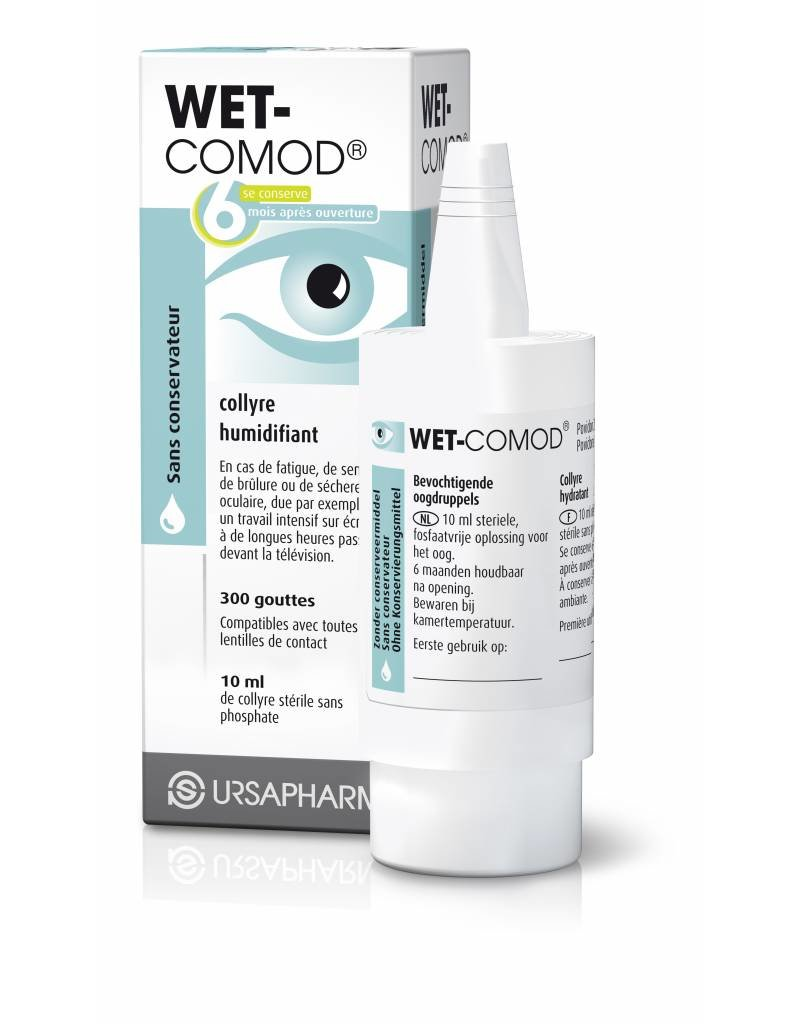 Ursapharm: Wet - Comod (10 ml)
