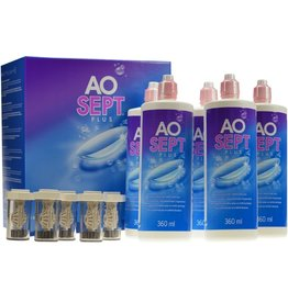 Alcon: AOSEPT PLUS Multipack 5