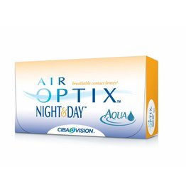 Ciba Vision: Air Optix Night & Day Aqua - (6 pack)