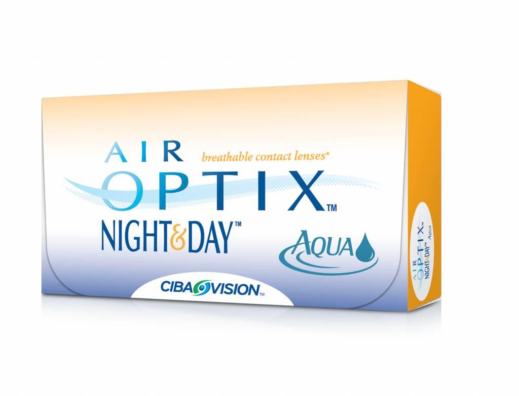 Alcon: Air Optix Night & Day Aqua - (6 pack)