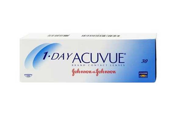 Johnson & Johnson 1 Day Acuvue (30-pack)