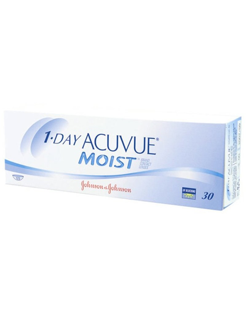 Johnson & Johnson 1 Day Acuvue Moist (30-pack)